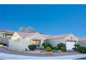 Property for sale at 2329 Hot Oak Ridge Street, Las Vegas,  Nevada 89134