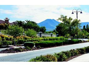 Property for sale at 2795 La Bella Court, Henderson,  Nevada 89052