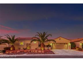 Property for sale at 2352 Red Valley Avenue, Henderson,  Nevada 89044