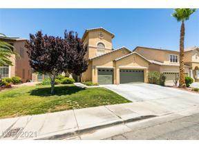 Property for sale at 5876 Bluthe Bridge Avenue, Las Vegas,  Nevada 89141