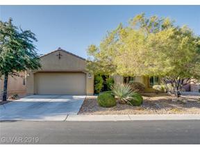 Property for sale at 5992 Quintillion Avenue, Las Vegas,  Nevada 89122