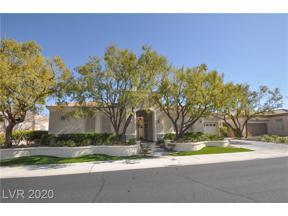 Property for sale at 4194 Agosta Luna Place, Las Vegas,  Nevada 89135