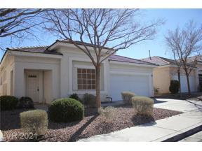 Property for sale at 1930 Thunder Ridge Circle, Henderson,  Nevada 89012