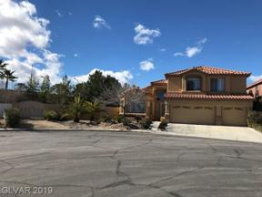 Property for sale at 1101 Ventura Hills Street, Las Vegas,  Nevada 89144