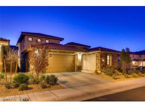 Property for sale at 875 Punto Di Bellezza, Henderson,  Nevada 89011