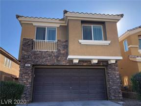 Property for sale at 262 Fairway Woods Drive, Las Vegas,  Nevada 89148