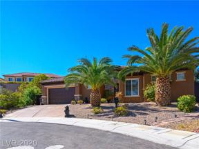 Property for sale at 2201 Hudson Falls Court, Henderson,  Nevada 89044