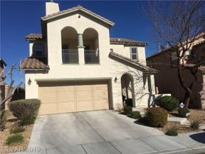 Property for sale at 520 Bachelor Button Street, Las Vegas,  Nevada 89138