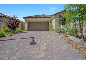 Property for sale at 481 Cabral Peak Street, Las Vegas,  Nevada 89138