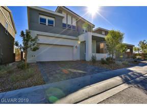 Property for sale at 2510 Sylvan Hymn Street, Henderson,  Nevada 89044