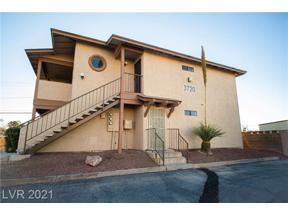 Property for sale at 3720 Snorkel Circle 2, Las Vegas,  Nevada 89108
