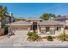 Property for sale at 505 Proud Eagle Lane, Las Vegas,  Nevada 89144