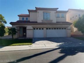 Property for sale at 389 Falcons Fire Avenue, Las Vegas,  Nevada 89148