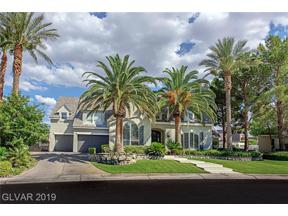 Property for sale at 1885 Hillsboro Drive, Henderson,  Nevada 89074