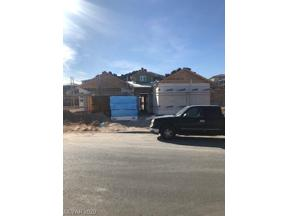 Property for sale at 11145 Black Fire Opal Drive, Las Vegas,  Nevada 89138