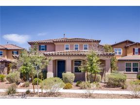 Property for sale at 3208 Sisley Garden Avenue, Henderson,  Nevada 89044
