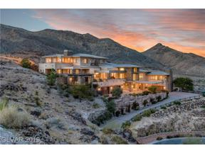 Property for sale at 5 PROMONTORY POINTE Lane, Las Vegas,  Nevada 89135