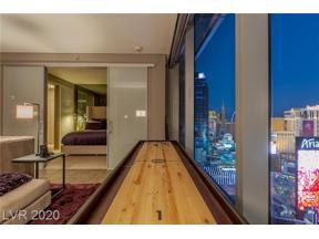 Property for sale at 3726 Las Vegas Boulevard 2707, Las Vegas,  Nevada 89158
