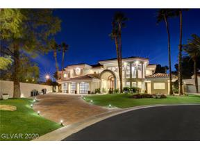 Property for sale at 42 SAWGRASS Court, Las Vegas,  Nevada 89113