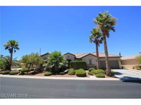 Property for sale at 2859 Hayden Creek Terrace, Henderson,  Nevada 89052