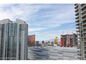Property for sale at 2777 Paradise Road Unit: 2703, Las Vegas,  Nevada 89109