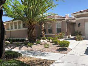 Property for sale at 4574 Fiore Bella Boulevard, Las Vegas,  Nevada 89135