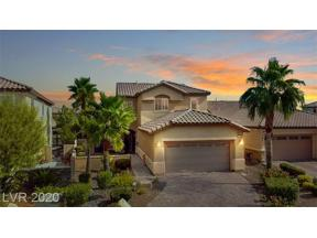 Property for sale at 11220 Vine Creek Place, Las Vegas,  Nevada 89138