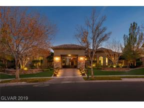 Property for sale at 28 Vintage Valley Drive, Las Vegas,  Nevada 89141