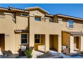 Property for sale at 49 Alamere Falls Drive, Las Vegas,  Nevada 89138