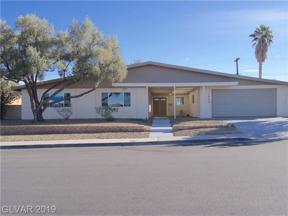 Property for sale at 1643 Cherokee Lane, Las Vegas,  Nevada 89169