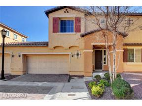 Property for sale at 1533 Moss View, Henderson,  Nevada 89074