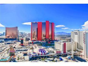 Property for sale at 2700 Las Vegas Boulevard 2401, Las Vegas,  Nevada 89109