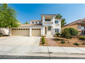 Property for sale at 3063 Misty Moon Avenue, Henderson,  Nevada 89052