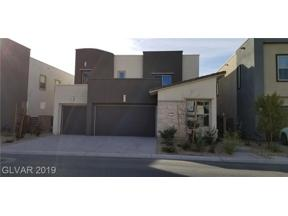 Property for sale at 805 Horizon Canyon Drive, Henderson,  Nevada 89052
