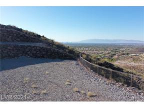 Property for sale at 25 Sanctuary Peak Court, Henderson,  Nevada 89012