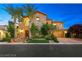 Property for sale at 4079 Villa Rafael Drive, Las Vegas,  Nevada 89141