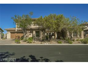 Property for sale at 716 Chervil Valley Drive, Las Vegas,  Nevada 89138