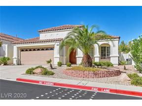 Property for sale at 271 Pear Meadow Street, Henderson,  Nevada 89012