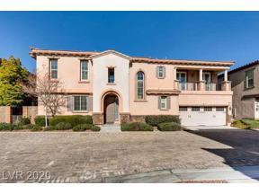 Property for sale at 2291 Aragon Canyon Street, Las Vegas,  Nevada 89135