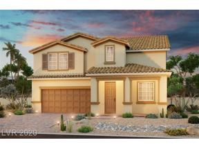 Property for sale at 4665 Teton Peak lot 13, North Las Vegas,  Nevada 89085