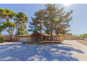 Property for sale at 4515 East Carol Circle, Las Vegas,  Nevada 89120