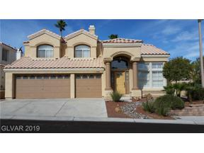 Property for sale at 2429 Ivy Garden Court, Las Vegas,  Nevada 89134