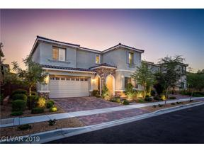 Property for sale at 1961 Foro Romano Street, Henderson,  Nevada 89044
