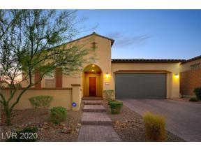 Property for sale at 11815 Spadari, Las Vegas,  Nevada 89138