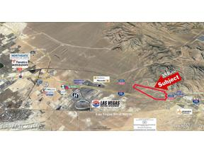 Property for sale at Us I-15 Hwy - Apex Industrial Park, North Las Vegas,  Nevada 89124
