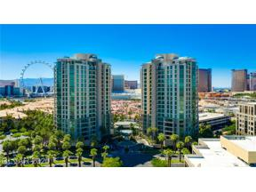 Property for sale at 1 HUGHES CENTER Drive 207, Las Vegas,  Nevada 89169