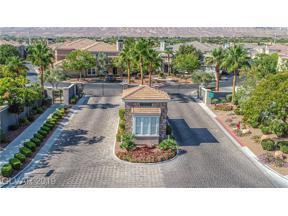 Property for sale at 10809 Garden Mist Drive Unit: 1009, Las Vegas,  Nevada 89135