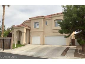 Property for sale at 2598 Mizzoni Circle, Henderson,  Nevada 89052