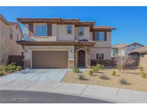 Property for sale at 867 Via Della Vittoria, Henderson,  Nevada 89011