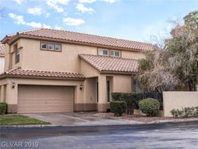 Property for sale at 9329 Eagle Ridge Drive, Las Vegas,  Nevada 89134